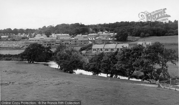 Photo of Ancrum, From Copland c.1955