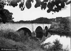 Ancrum, New Bridge, Cleekimin c.1955