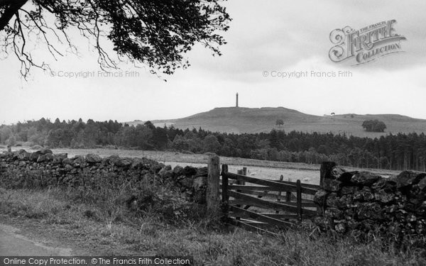 Photo of Ancrum, Peniel-Heugh c1955, ref. a177007