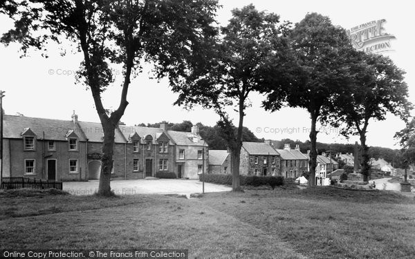 Photo of Ancrum, the Green c1955, ref. a177015