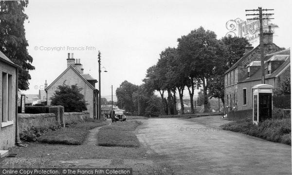 Photo of Ancrum, Townhead c.1955