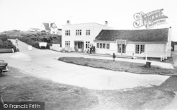 Beach Cafe c.1960, Anderby Creek
