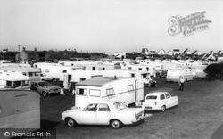 Caravan Site c.1965, Anderby Creek