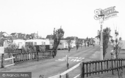 East Coast Caravans c.1960, Anderby Creek
