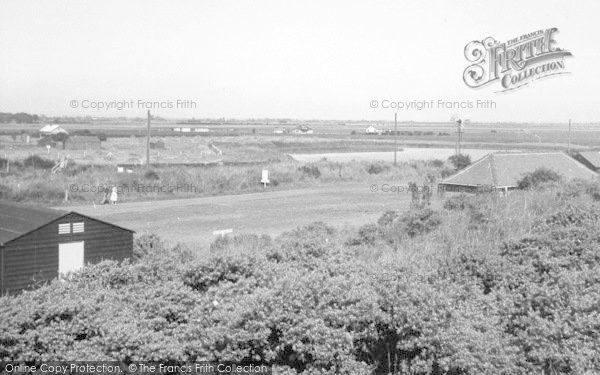 Photo of Anderby Creek, General View c.1955