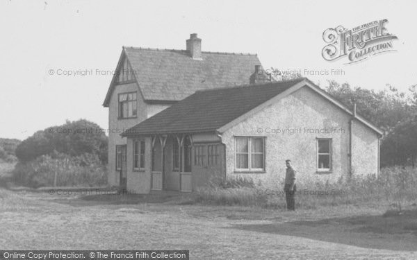 Photo of Anderby Creek, House At The Dell c.1955