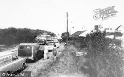 Main Road c.1965, Anderby Creek