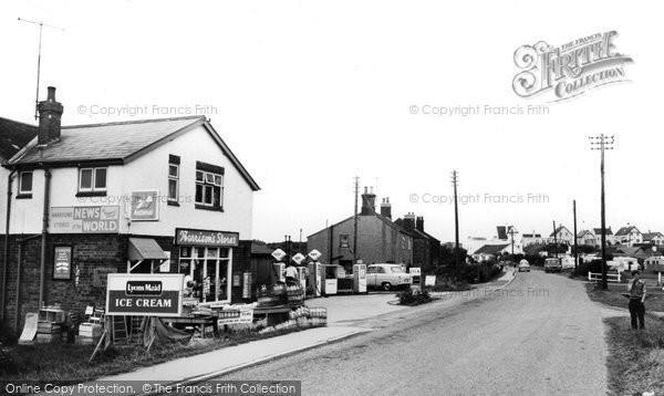 Anderby Creek, Main Street 1960