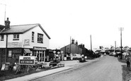 Anderby Creek, Main Street 1960