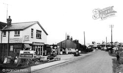 Main Street 1960, Anderby Creek
