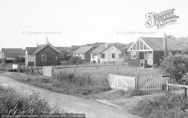 Photo of Anderby Creek, North Road c.1955