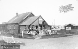 Rose's Stores c.1960, Anderby Creek