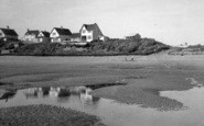 Anderby Creek, The Beach And Pullover c.1955
