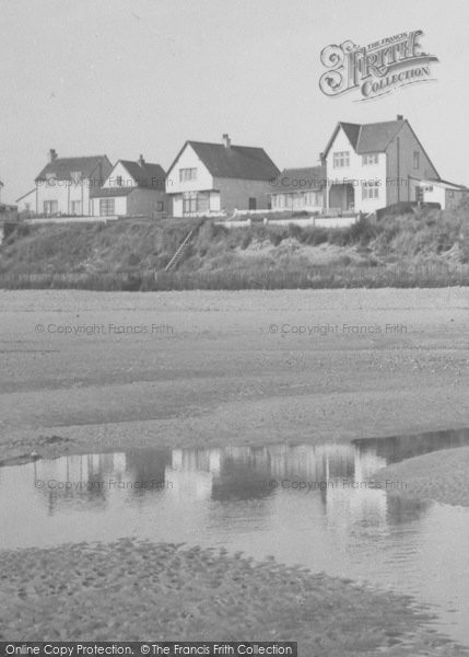 Photo of Anderby Creek, The Beach And Pullover c.1955