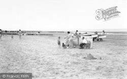 The Beach c.1960, Anderby Creek