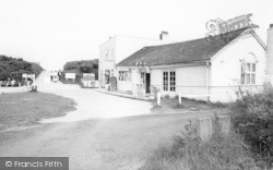 The Beach Cafe c.1960, Anderby Creek
