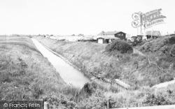 The Creek c.1965, Anderby Creek