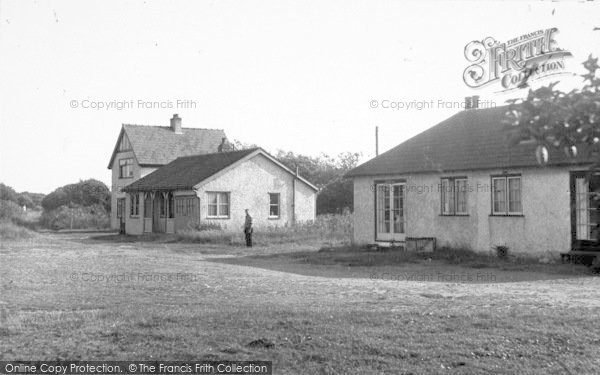 Photo of Anderby Creek, The Dell c.1955