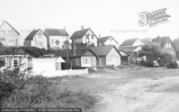 Photo of Anderby Creek, The Dell c.1960