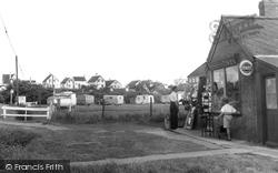 Village Stores c.1955, Anderby Creek