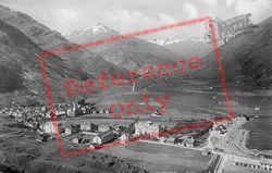 The Village c.1935, Andermatt