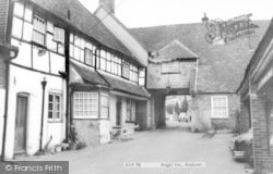 Andover, Angel Inn c.1960