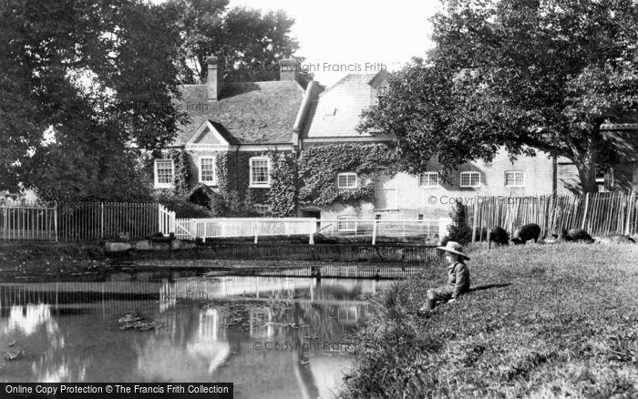 Andover,Anton Mill 1906,Hampshire