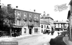 Bridge Street 1901, Andover