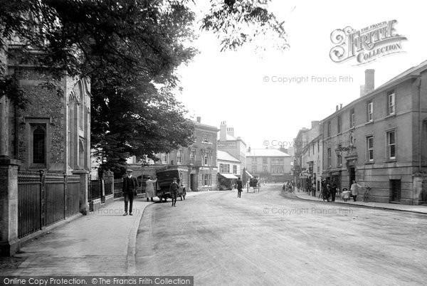 Andover, Bridge Street 1913