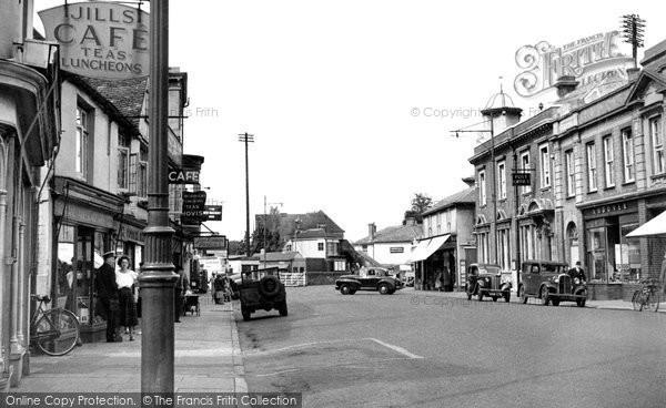 Andover, Bridge Street c.1950