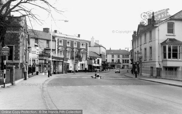 Photo of Andover, Bridge Street c1960