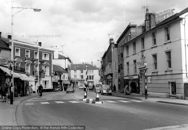 Photo of Andover, Bridge Street c.1960