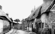 Andover, Dene Road 1904
