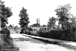From North West 1898, Andover