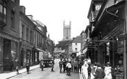 Andover, High Street 1901