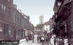 High Street 1901, Andover