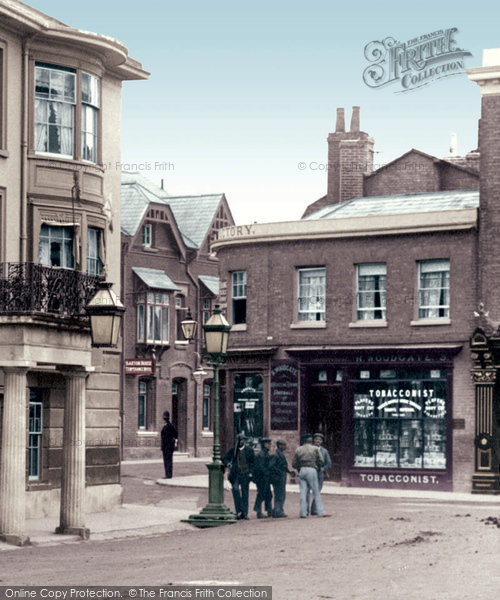 Photo of Andover, High Street 1904, ref. 52149Xt