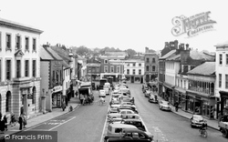 Andover, High Street c.1960
