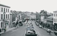 Andover, High Street c1960