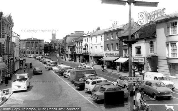 Andover, High Street c.1965