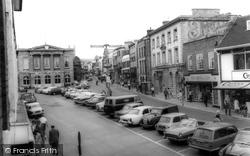 High Street c.1965, Andover