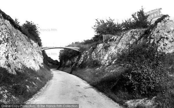 Andover, Ladies Walk 1898