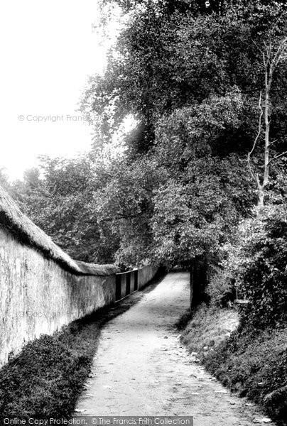 Andover, Love Lane 1904