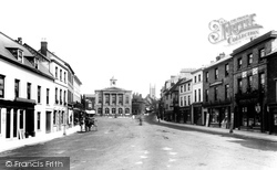 Market Place 1898, Andover