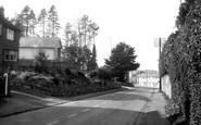 Andover, Micheldever Road c.1950