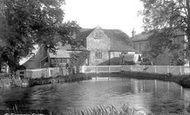 Andover, Rooksbury Mill 1906