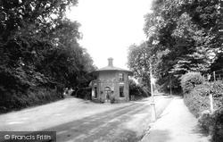 Round House 1898, Andover