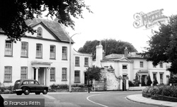 The Old Vicarage And Priory c.1960, Andover