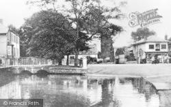 Andover, The Town Bridge c.1915