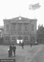 Andover, The Town Hall c.1910
